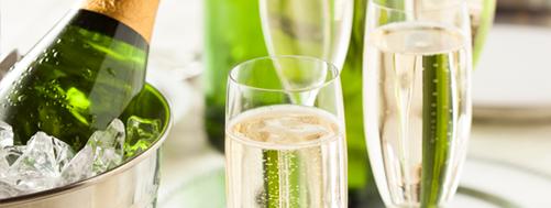 Gran selección de Cavas y Champagnes