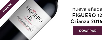 figuero 12 crianza 2016 nueva añada ribera duero