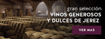 gran seleccion de vinos de jerez