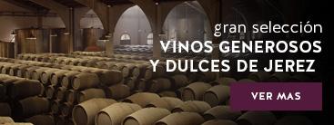 gran seleccion de vinos de jerez