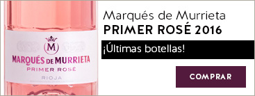 marques de murrieta primer rose 2016